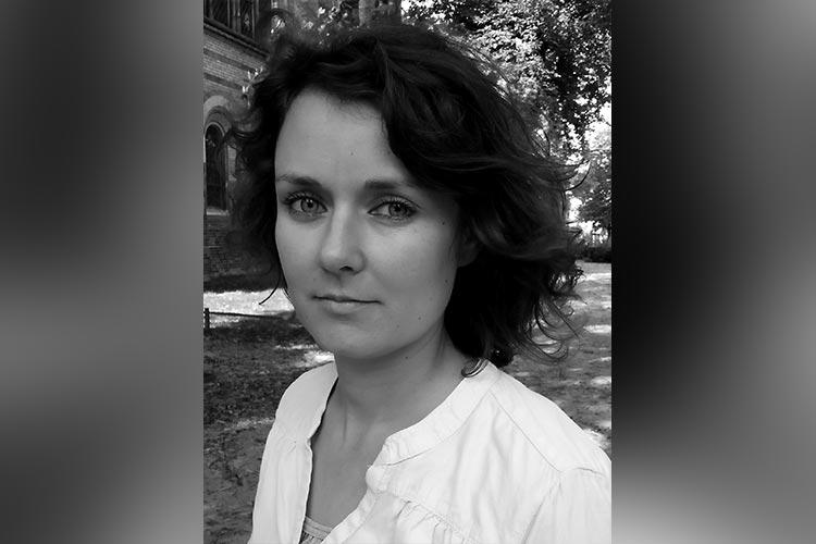 Anne Gröger erhält Oldenburger Kinder- und Jugendbuchpreis 2020.