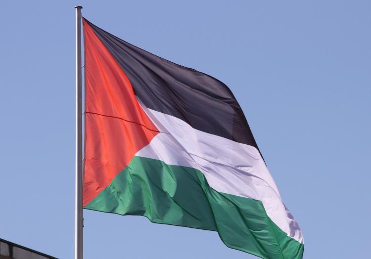 Palästinenser-Fahne, über dts Nachrichtenagentur