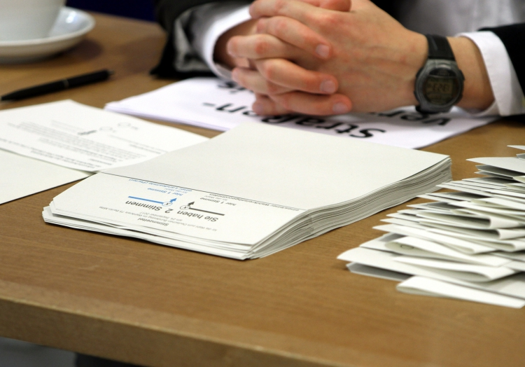 Wahllokal am 24.09.2017, über dts Nachrichtenagentur
