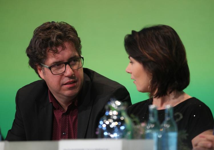 Michael Kellner und Annalena Baerbock, über dts Nachrichtenagentur