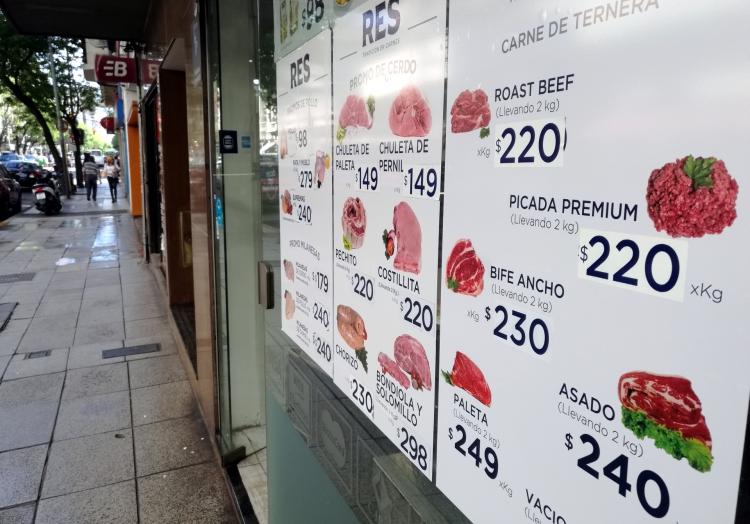 Preise für Fleisch in Argentinien, über dts Nachrichtenagentur