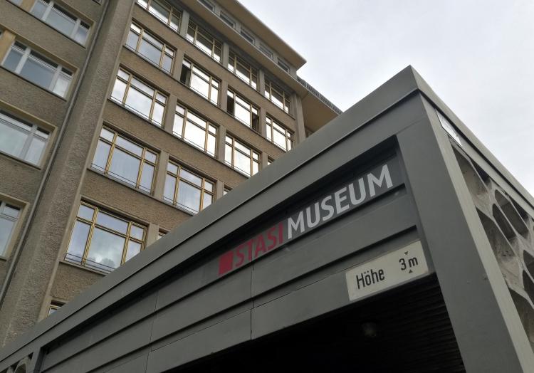 Ehemalige Stasi-Zentrale, über dts Nachrichtenagentur