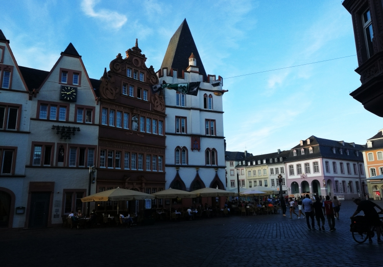 Innenstadt von Trier, über dts Nachrichtenagentur