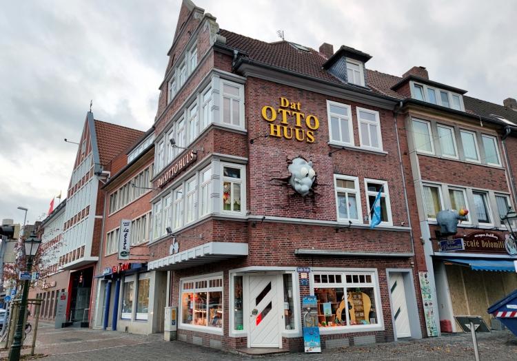 Otto-Haus in Emden, über dts Nachrichtenagentur