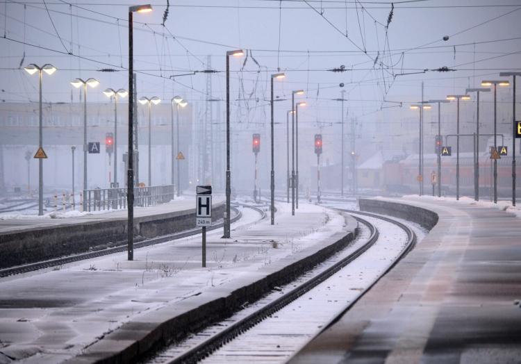 Winter bei der Deutschen Bahn, über dts Nachrichtenagentur