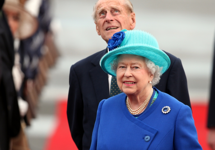 Queen Elizabeth II. und Prinz Philip, über dts Nachrichtenagentur