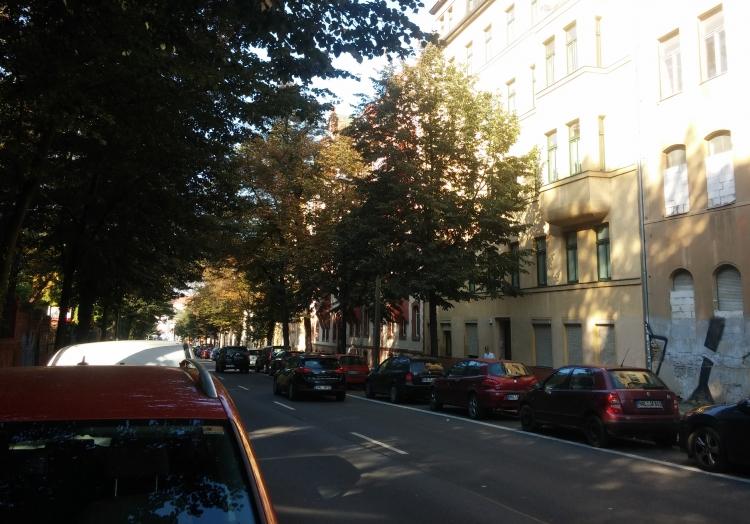 Willy-Brandt-Straße, über dts Nachrichtenagentur