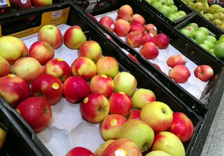 Äpfel, über dts Nachrichtenagentur