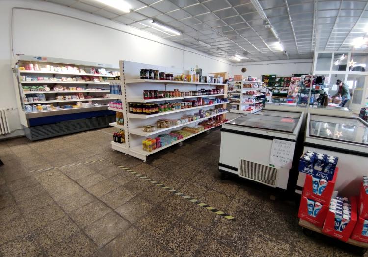 Kleiner Supermarkt in einer ländlichen Region, über dts Nachrichtenagentur