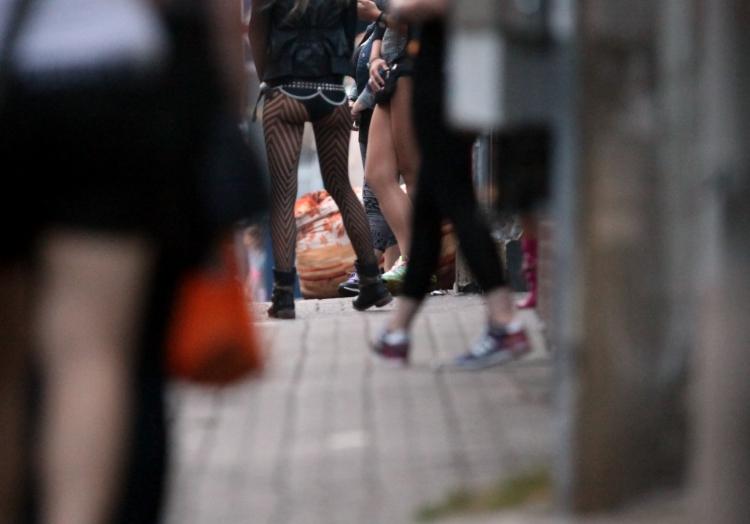Prostituierte, über dts Nachrichtenagentur
