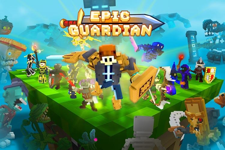 """Das Rollenspiel """"Epic Guardian"""" ist für den Deutschen Entwicklerpreis 2020 nominiert."""