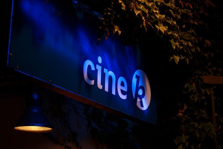 Das Cine k in der Kulturetage eröffnet einen virtuellen Kinosaal