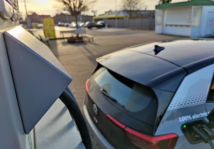 E-Auto-Ladestation, über dts Nachrichtenagentur