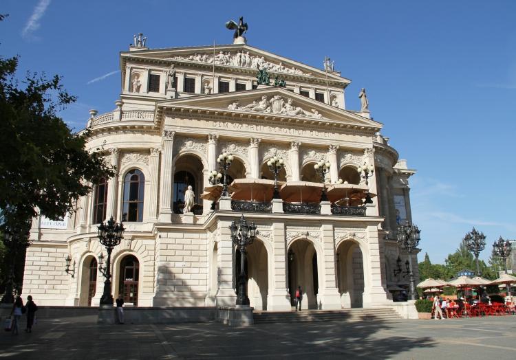 Frankfurter Oper, über dts Nachrichtenagentur