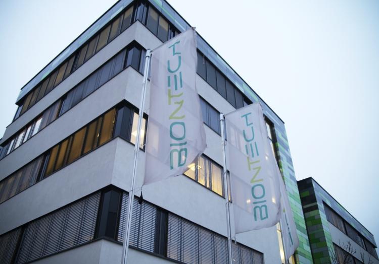 Biontech in Mainz, über dts Nachrichtenagentur