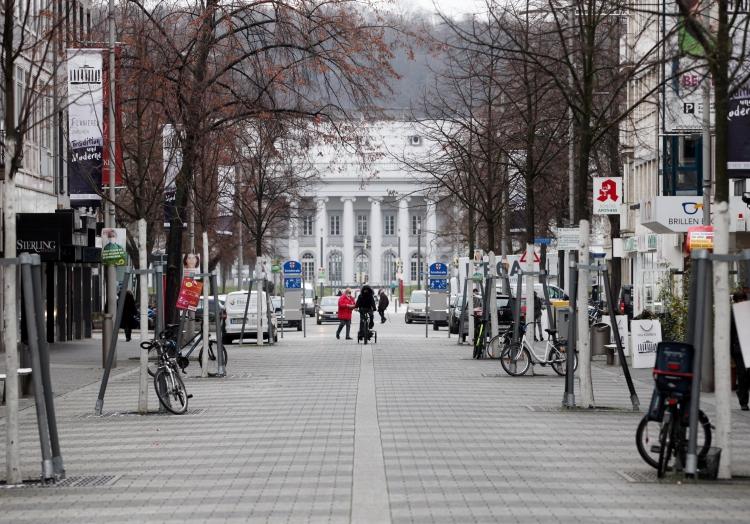 Innenstadt von Koblenz, über dts Nachrichtenagentur