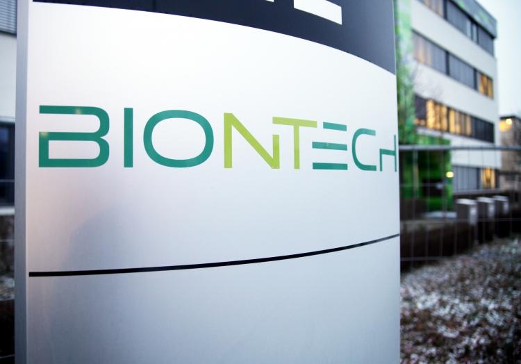 Biontech, über dts Nachrichtenagentur