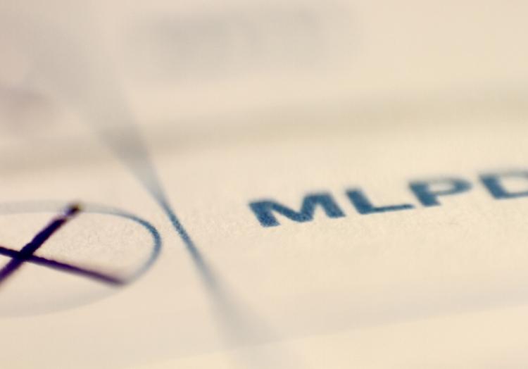 MLPD auf Stimmzettel, über dts Nachrichtenagentur