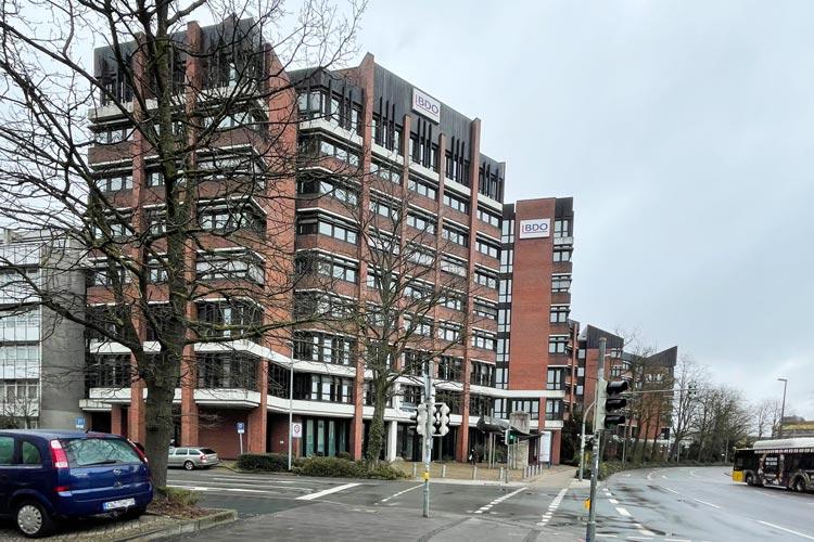 Die Polizei zieht unter anderem in die Raiffeisenstraße 23 und 24. Eine Dienststelle bleibt als Anlaufstelle im Friedhofsweg 30 offen.