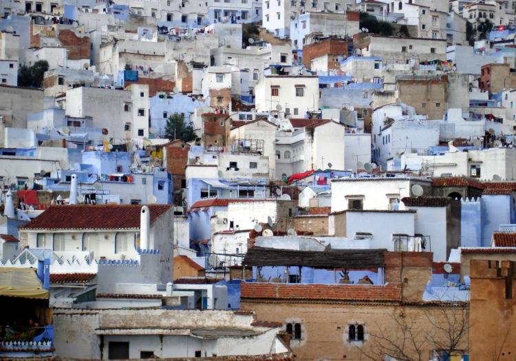 Chefchaouen in Marokko, über dts Nachrichtenagentur