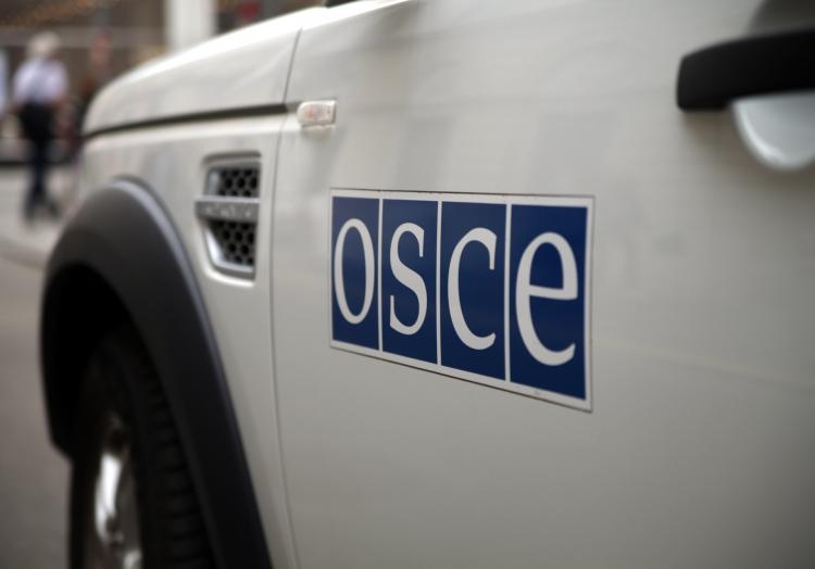OSCE-Fahrzeug, über dts Nachrichtenagentur