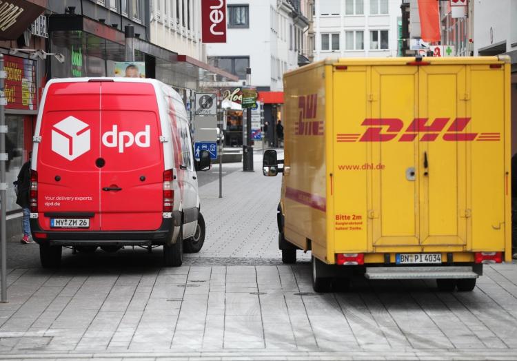 DPD und DHL, über dts Nachrichtenagentur