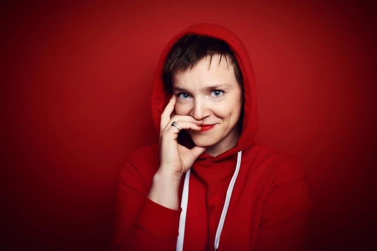 Die New Irish Folk / Pop & Rock Sängerin Wallis Bird aus Irland gehört zum diesjährigen Hauptact.