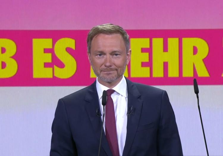 Christian Lindner am 14.05.2021, über dts Nachrichtenagentur