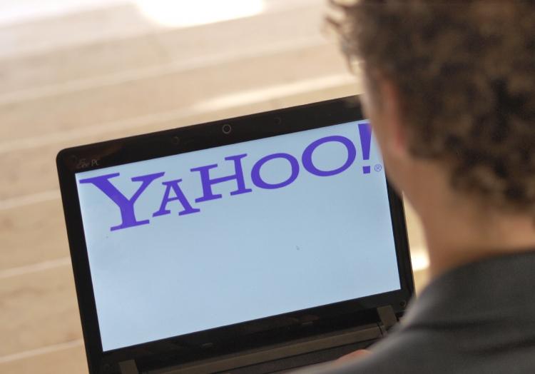 Yahoo-Nutzer an einem Computer, über dts Nachrichtenagentur