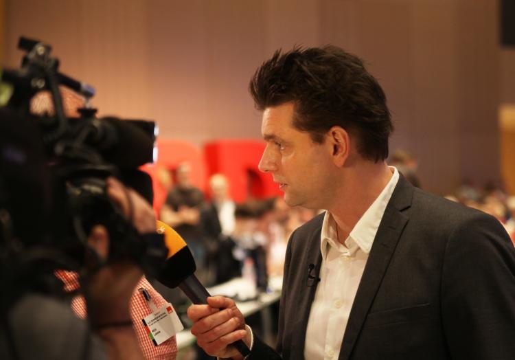 Lutz van der Horst, über dts Nachrichtenagentur