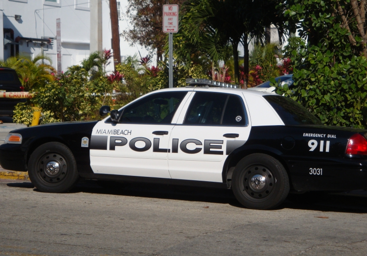 Police Miami Beach, über dts Nachrichtenagentur