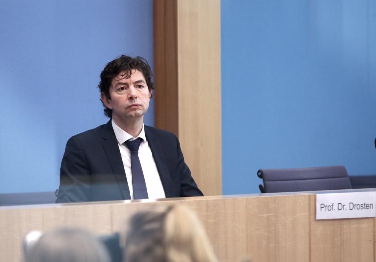 Christian Drosten, über dts Nachrichtenagentur
