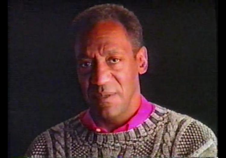 So kennt man ihn in Deutschland: Bill Cosby im Jahr 1992, über dts Nachrichtenagentur