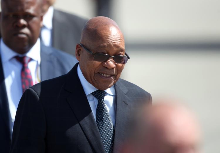 Jacob Zuma, über dts Nachrichtenagentur