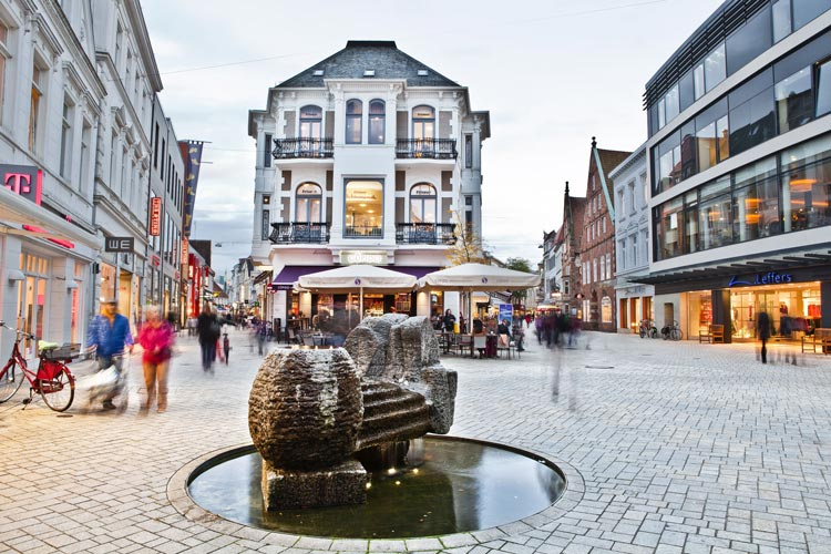 Am 15. August öffnen die Geschäfte in der Innenstadt von 13 bis 18 Uhr ihre Türen.
