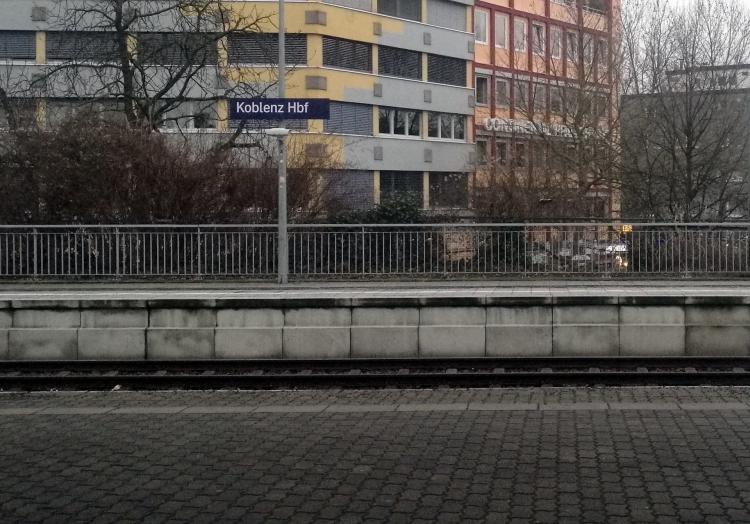 Koblenz Hbf, über dts Nachrichtenagentur