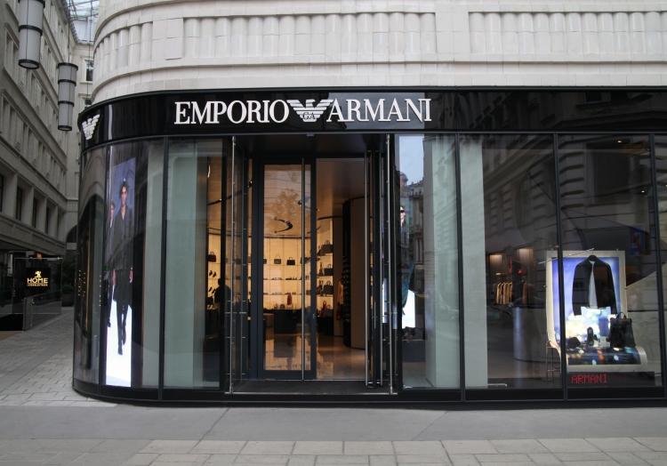 Emporio Armani, über dts Nachrichtenagentur