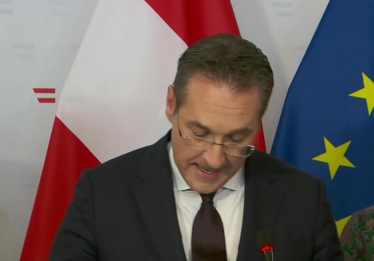 Heinz-Christian Strache, über dts Nachrichtenagentur