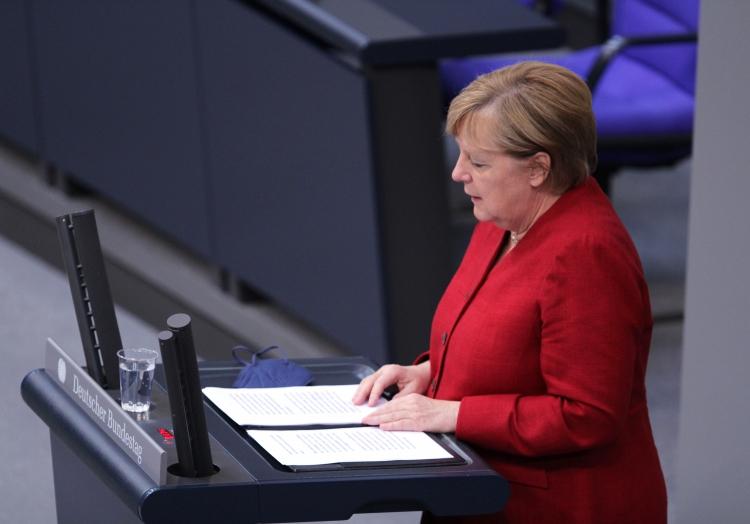 Bundeskanzlerin Angela Merkel am 25.08.2021, über dts Nachrichtenagentur