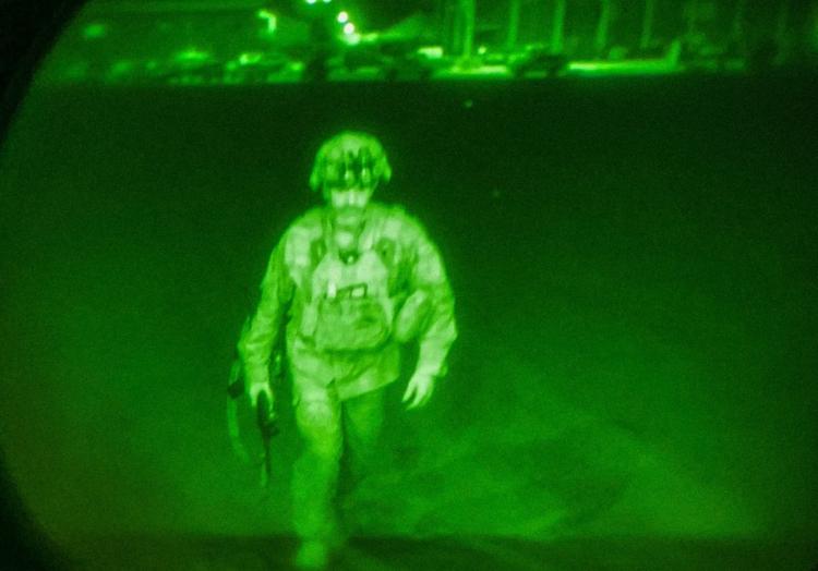 Letzter US-Soldat verlässt Afghanistan am 30.08.2021, über dts Nachrichtenagentur