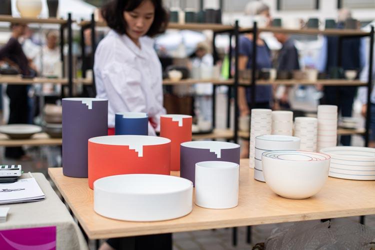 Die 38. Internationalen Keramiktage finden vom 7. bis 8. August auf dem Messegelände der Weser-Ems-Halle in Oldenburg statt.