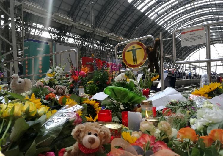 Gleis 7 in Frankfurt Hbf, über dts Nachrichtenagentur