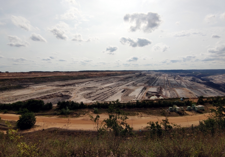 Tagebau Hambach, über dts Nachrichtenagentur