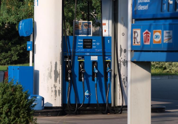 Zapfsäule an einer Aral-Tankstelle, über dts Nachrichtenagentur
