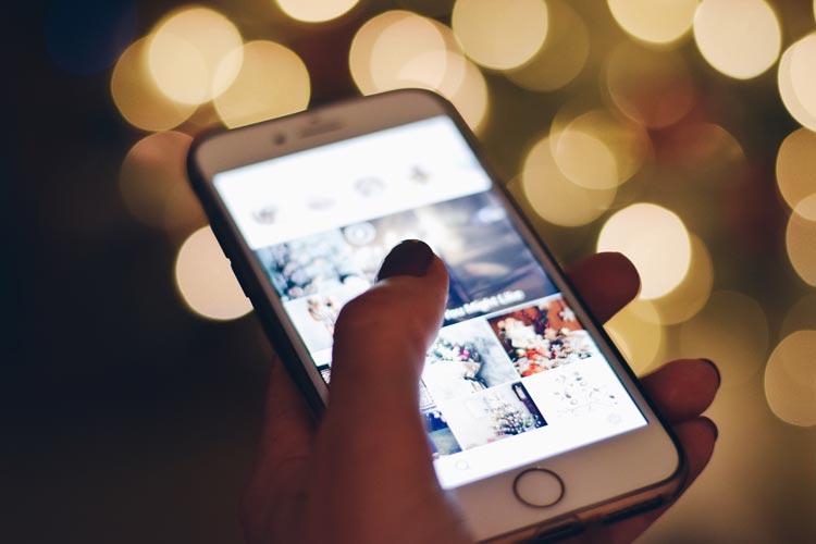 Instagram als dominierende Werbe- und Social-Media Plattform