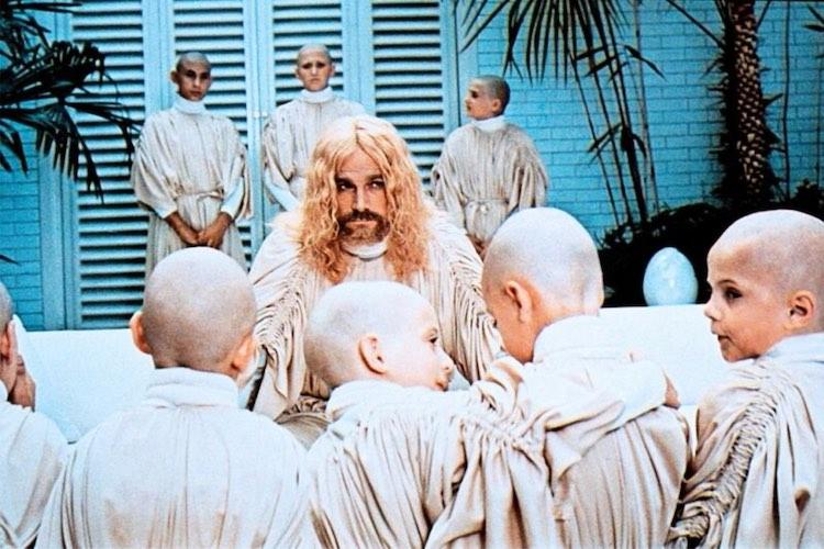"""""""The Visitor"""" (ITA 79, Regie: Giulio Paradisi / Produzent: Ovidio G. Assonitis)."""