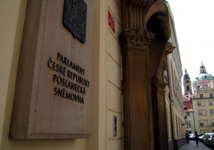 Tschechisches Abgeordnetenhaus, über dts Nachrichtenagentur