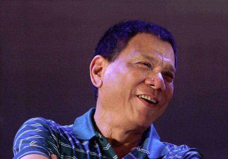 Rodrigo Duterte, über dts Nachrichtenagentur