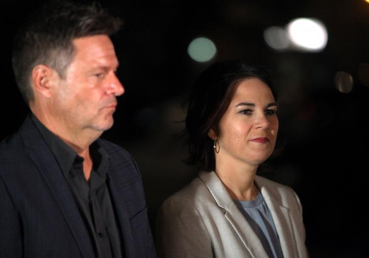 Robert Habeck und Annalena Baerbock, über dts Nachrichtenagentur